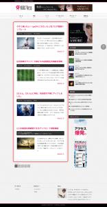 ブログ形式