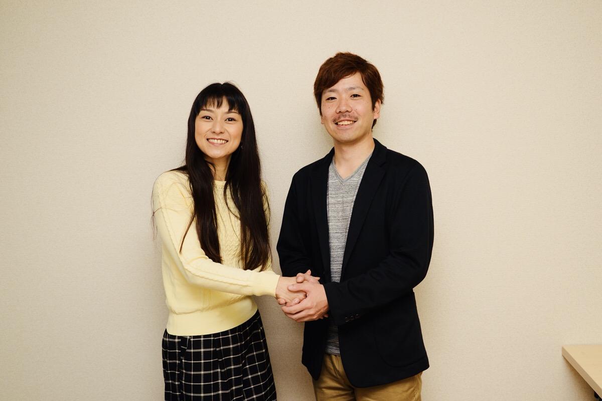 石黒さんインタビュー